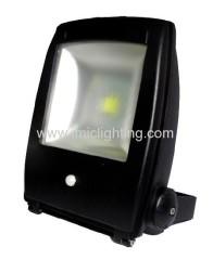 New type 50W COB LED Flood Light with PIR sensor