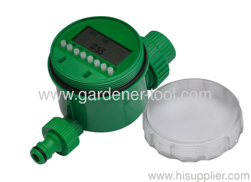 Electrical Garden Water Timer With LED Screen For Water Control