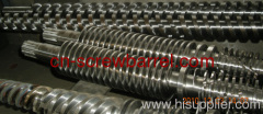 Pe Sheet Extrusion screw barrel