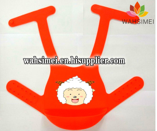 Newest silicone baby Bibs