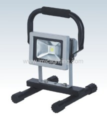 10W portable Aluminium LED Flood Light IP65 Epistar
