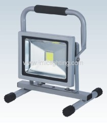 20W portable COB LED Flood Light IP65 Epistar LED Chip