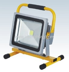 30W portable Aluminium LED Flood Light Outdoor Waterproof