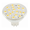 LED Bulb MR16 LED Lamp without Cover Replacing Halogen Lamp