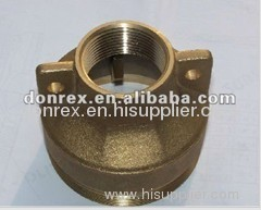 Brass connector -high level