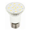 JDR E14 E27 SMD Chips LED Lamp without Cover Replacing Halogen Lamps