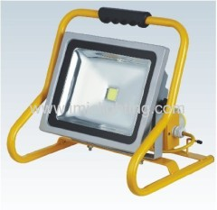 Portable 50W Aluminium LED Flood Light