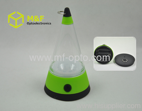 emergency light tent with hook