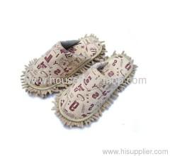 comfortable new style microfiber slipper