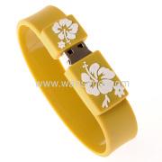Newest Silicone Bracelet USB3.0