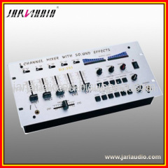DJ Mixer DJ393 Portable Mixer