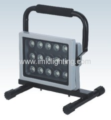 15W (15x1W) portable LED Floodlight IP65 Epistar