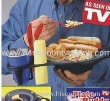 plate duddy food container as seen on tv