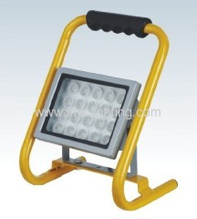 Moveable 20W(20x1W) Aluminium LED Flood Light