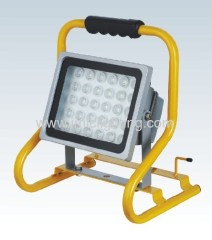 30W (30x1W) moveable Aluminium LED Flood Light