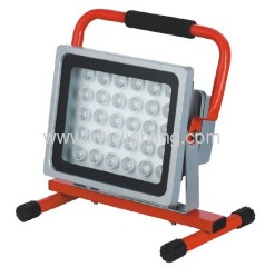 30W (30x1W) moveable LED Floodlight with Aluminium body
