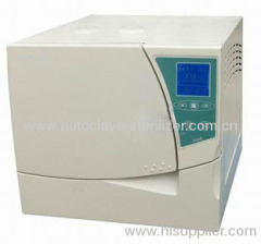 Tabletop LCD Rapid Autoclave Machine