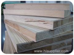 radio pine core blockboard