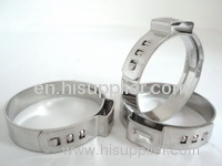 Stainless Steel Ear Clamp