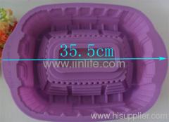Silicone Mold tool Cake Baking Pan