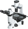 High Level Microscope Inverted Biological Microscope With Infinite Optical System