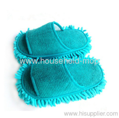 Household cleaning Microfiber slipper