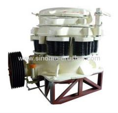 255t/h Gyradisc Crusher sand maker