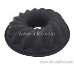 Silicone Bundt Savarin Cake Pan