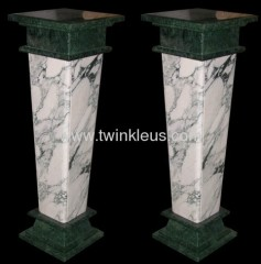 natural stone marble column