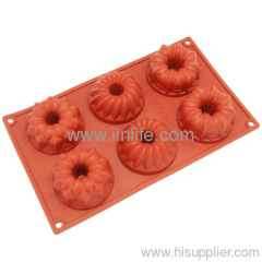 Cake Silicone Mold Baking Pan