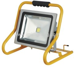 50W portable Aluminium LED Flood Light Waterpoof Outdoor
