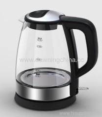 electrical kettle glass kettle 1.7L