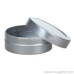 Jewelry box casket ring box Aluminum container