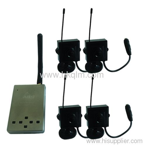 2.4GHz digital wireless cameras