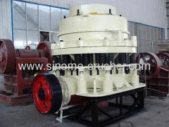 standard and short head spring cone crusher