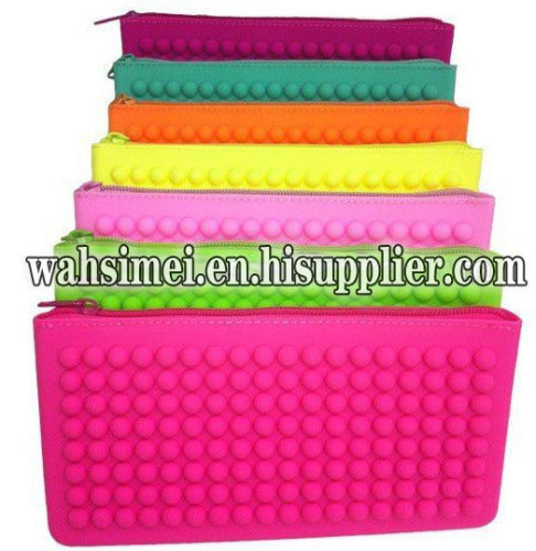 silicone wallet for ladies