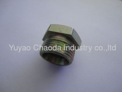 4C/4D Metric Thread Bite Type Plug
