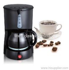 Cofee machine Coffee maker 4-6cups