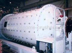 195t/h dry raw mill