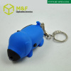 Toys for kid keychain light bicycle dynamo light
