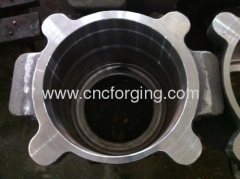 Carbon stell Casting train parts