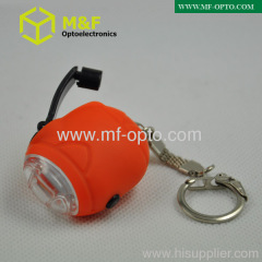 mini dynamo with keyring