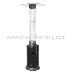 ground standing patio gas patio heaters