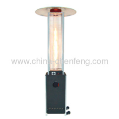 cuboid ground-standing patio heaters