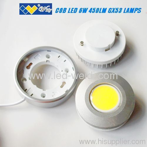 Gx53 Spot Light Led Cob Downlight From China Manufacturer
