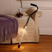 Pathlighter cane shines light at your feet