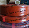 Extreme Heat Protection Fiberglass Braided Sleeve
