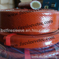 Extreme Heat Protection Fiberglass Braided Sleeve Firesleeve