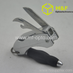 1led lighting pen pocket knife