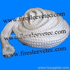 Fiberglass Braided Sleeve High temperature Sleeve
